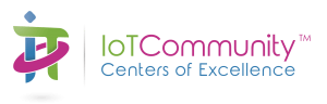 IoT Community IoT Centers of Excellence Logo IoT CoE Full